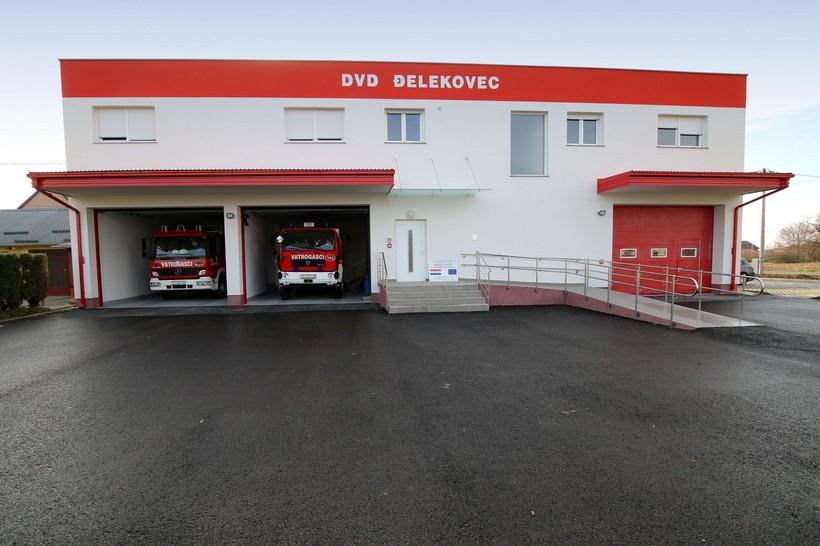 Vatrogasni dom DVD-a Đelekovec dobio je uporabnu dozvolu
