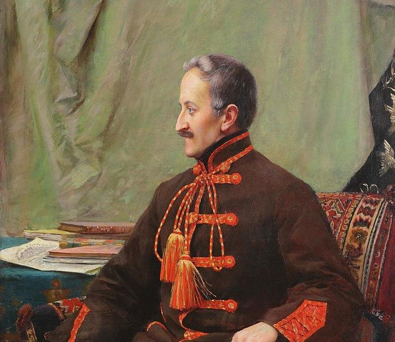Janko Drašković 20. listopada 1770. – 14. siječnja 1856.