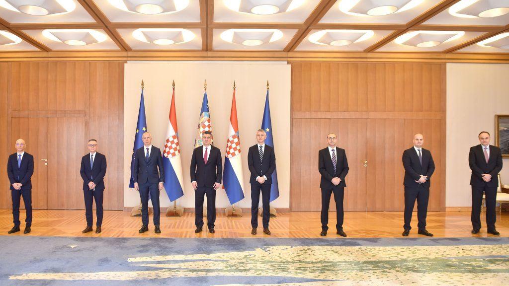 Predsjednik Milanović razgovarao s vodstvom Končara EI