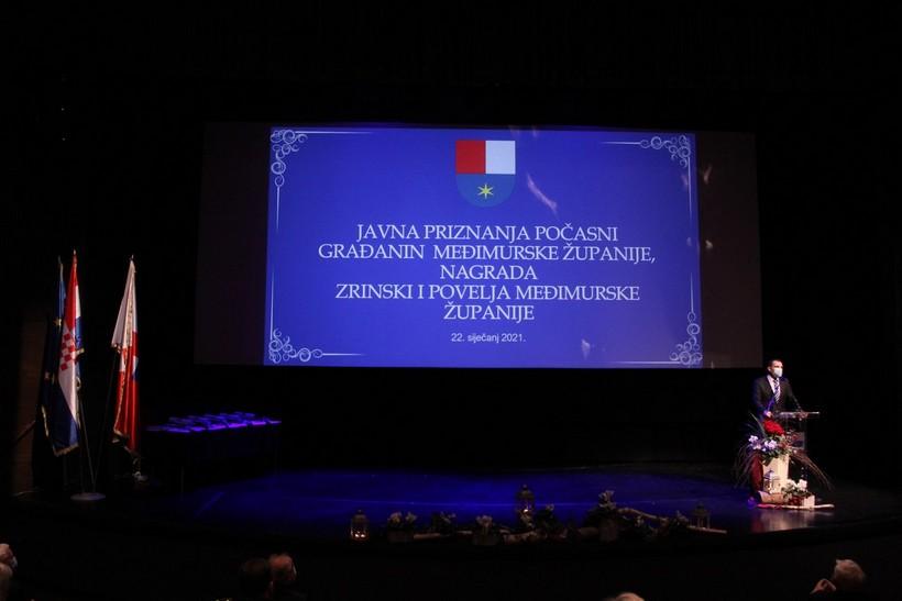 Dodjela javnih priznanja Međimurske županije (3)