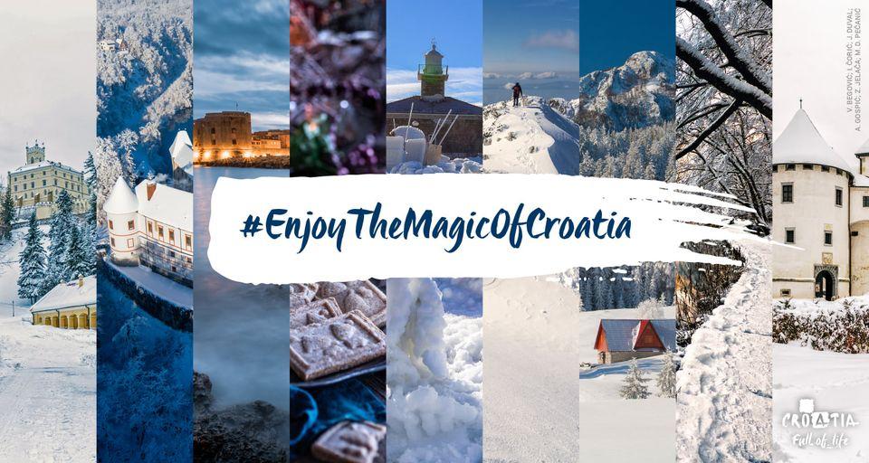 """Izabrani dobitnici """"magičnog"""" putovanja Hrvatskom u 2021. Hrvatske turističke zajednice"""
