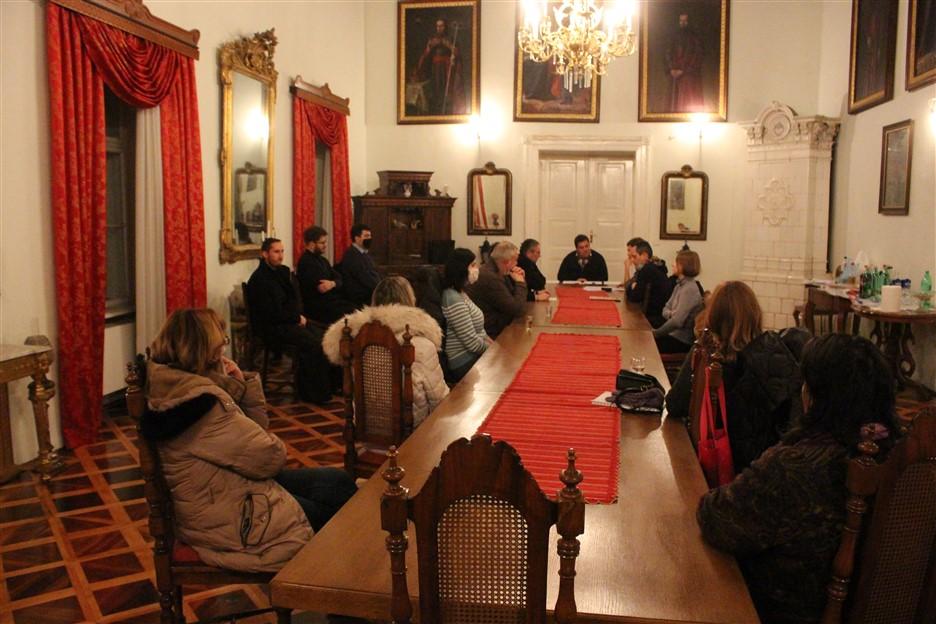 Katedralni zbor Križevci održao redovnu godišnju skupštinu