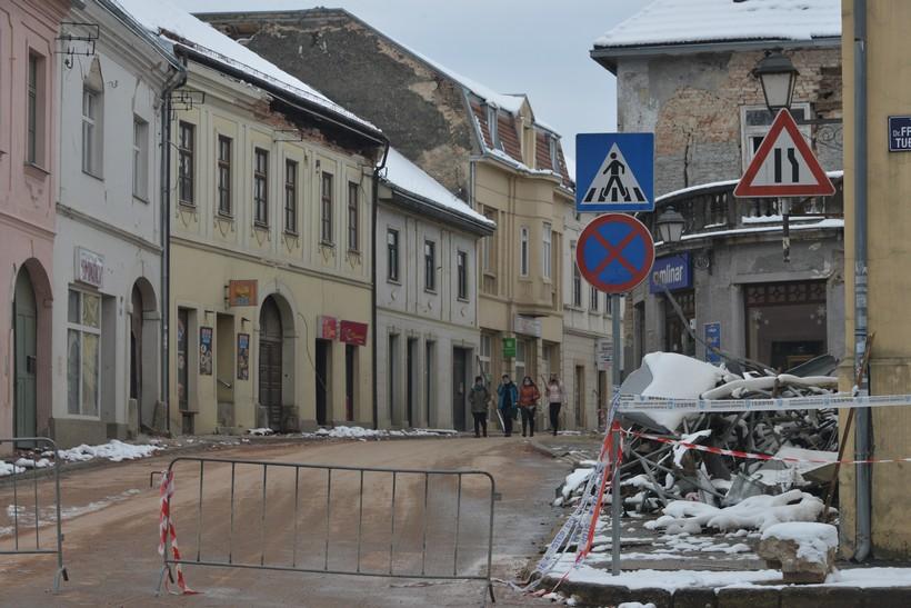Hrvati iz BiH obnovit će jednu instituciju i kuće srušene u potresu u Hrvatskoj