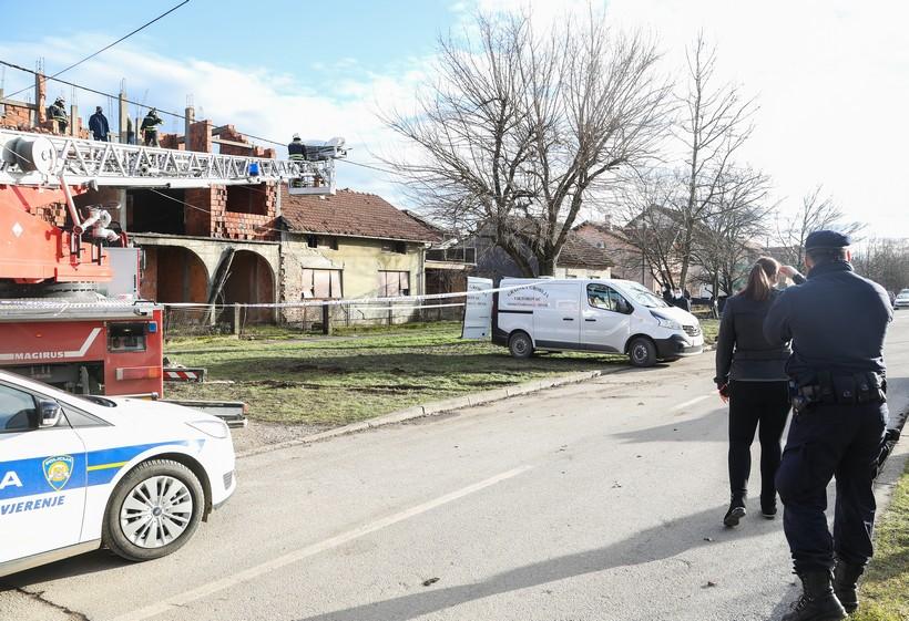 TEŠKA TRAGEDIJA Poginuo dok je na obiteljskoj kući sanirao štetu od potresa