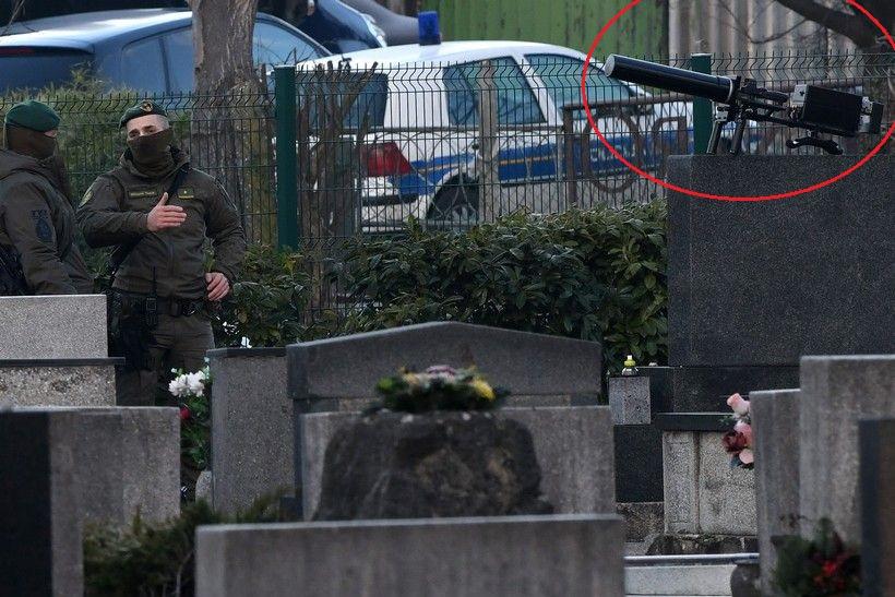 Specijalna policija na Mirogoju postavila poseban uređaj
