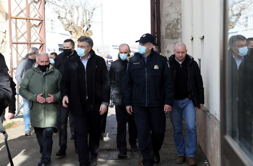 Plenković i dalje ljut na oporbu: 'Bezobrazno su okrenuli leđa Banovini'