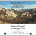 """U Narodnoj knjižnici Vrbovec postavljena izložba fotografija """"Planinske panorame"""" Dubravka Stipančeka"""