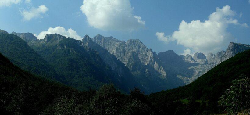 Prokletije-Karanfili