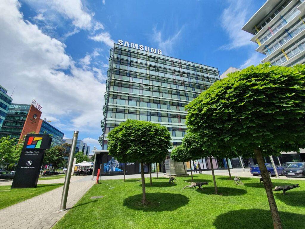 Samsung Electronics Adriatic donirato 150.000 kuna Hrvatskom Crvenom križu