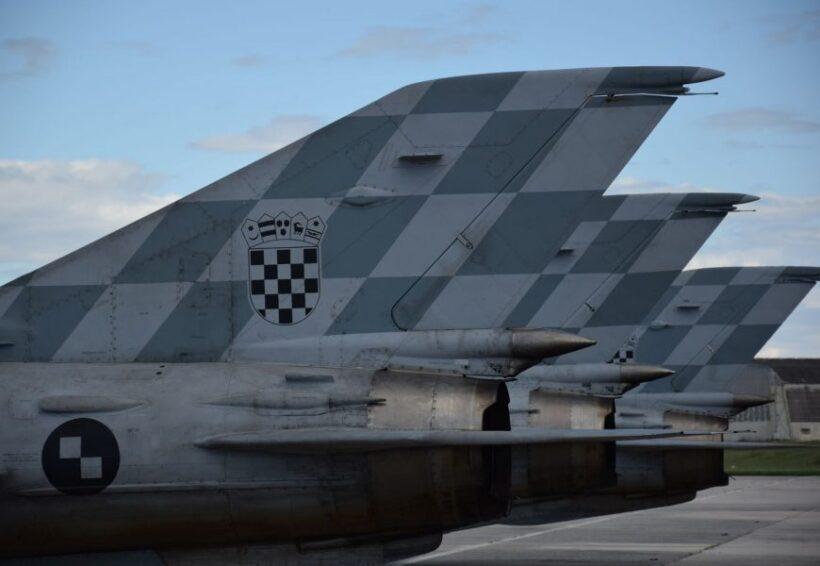 MORH upozorava: 'Moguće probijanje zvuka eskadrile hrvatskih lovačkih aviona'