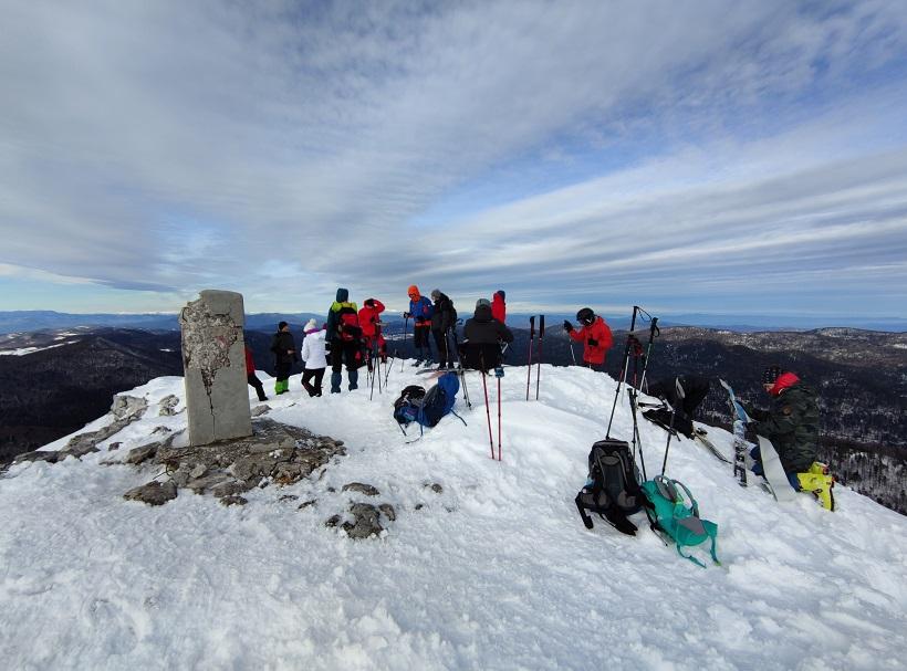 Planinari uživaju na Bjelolasici