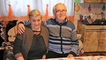 ZLATNI PIR Anđelka i Stjepan proslavili pedeset godina braka!