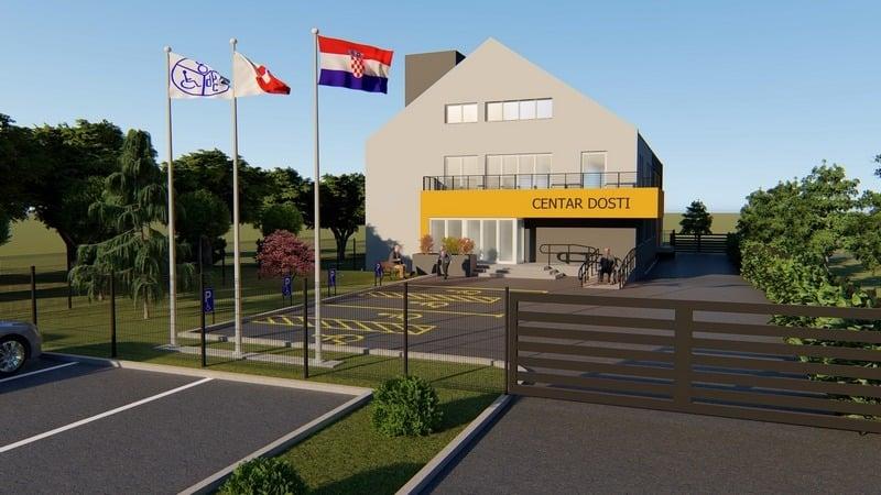 Župan Posavec: 'Počinje izgradnja Centra za osobe s invaliditetom'