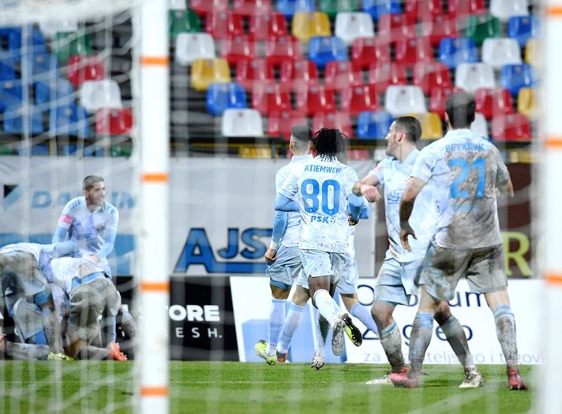 HNL: Dinamo se preokretom vratio na vrh