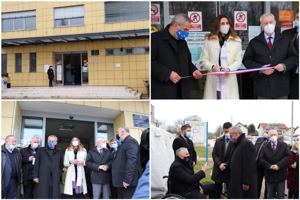 SVEČANO OTVOREN SUVAG Župan Kožić: 'Ovaj projekt će utjecati na poboljšanje kvalitete života u našoj županiji'