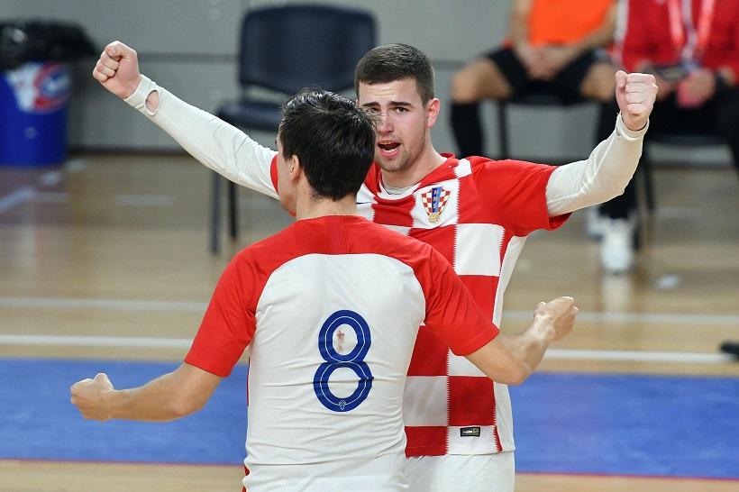 EP futsal, kvalifikacije: Trijumf Hrvatske u Danskoj