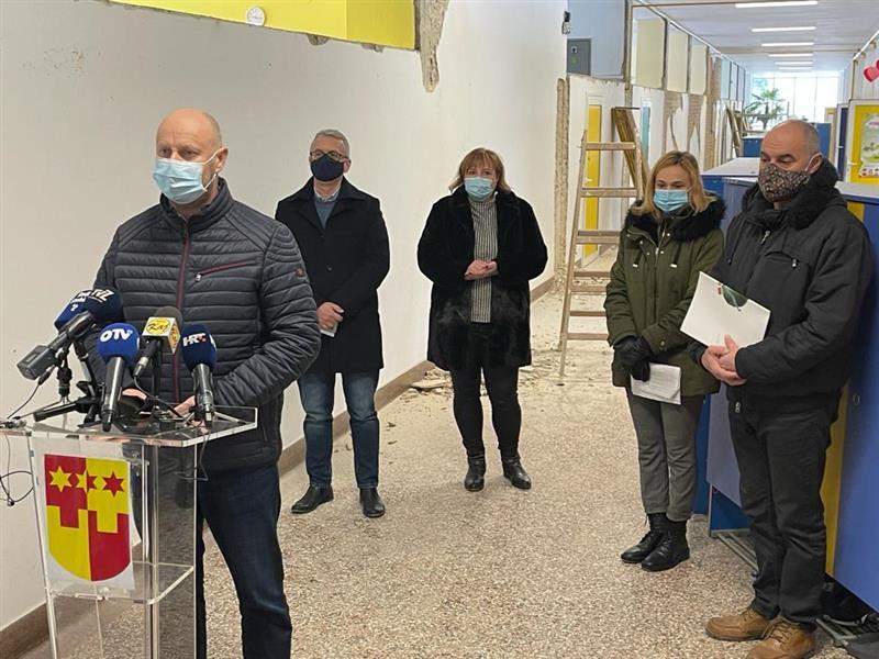 Krapinske Toplice štetu od potresa procjenjuju na 4,2 milijuna kuna
