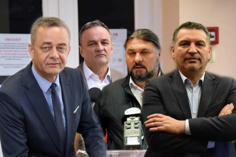 EKSKLUZIVNO ISTRAŽIVANJE Tko će biti novi župan Koprivničko-križevačke županije?
