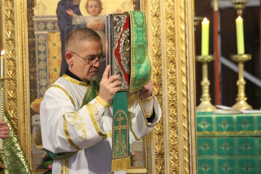 Kancelar Križevačke eparhije o. Livio Marijan za Katolički tjednik o ekumenizmu danas