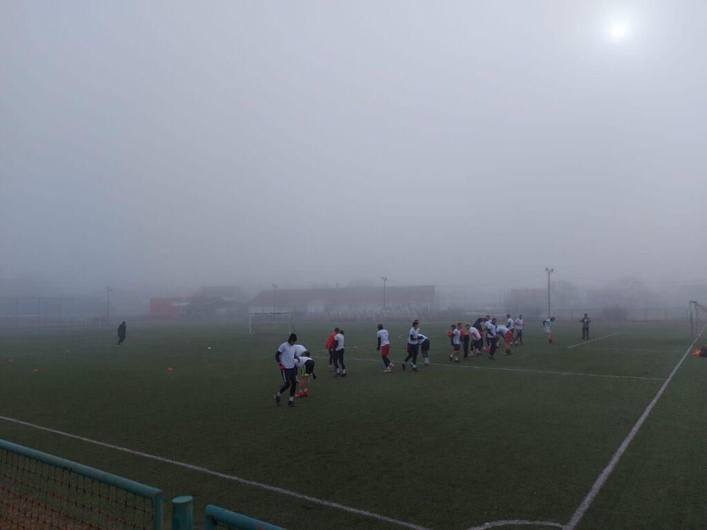 NK Vrbovec s pet novih igrača i trenerom odradio prvi trening