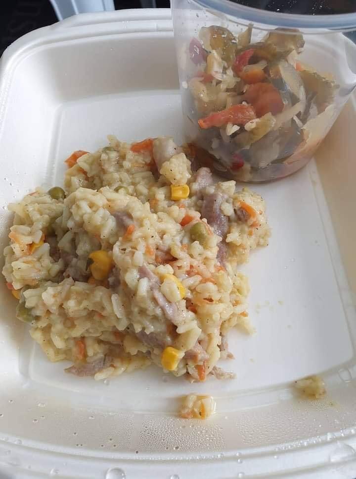 """EVO KAKO SE """"PLETE"""" Objavljena fotografija obroka za građane na potresom pogođenom području"""