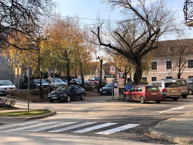 Besplatno parkiranje i dalje u Križevcima, donosimo detaljne informacije