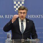 Plenković: Nema razloga za konflikt oko izbora predsjednika Vrhovnoga suda