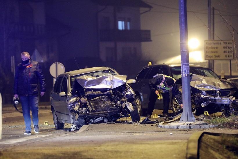 STRAŠNA TRAGEDIJA U prometnoj nesreći poginula jedna osoba