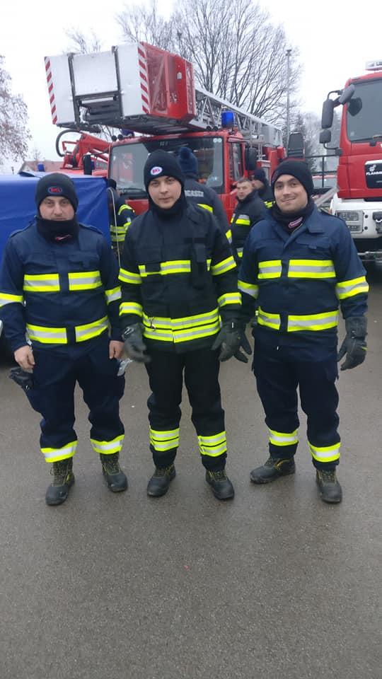 Četvrta smjena podravsko-prigorskih vatrogasaca vraća se s ispomoći s područja Gline