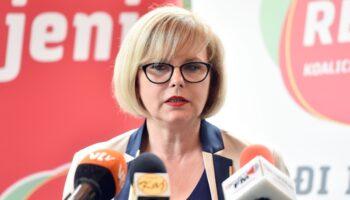 Barbara Antolić Vupora kandidatkinja SDP-a za županicu Varaždinske županije