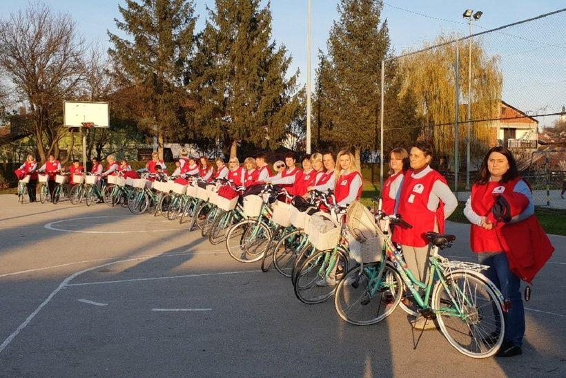 Crveni križ Vrbovec nastavlja projekt u vrijednosti od2,7 milijuna kuna