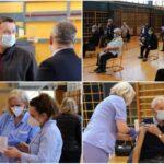 🖼️|🎦 Počelo cijepljenje protiv koronavirusa u Đurđevcu