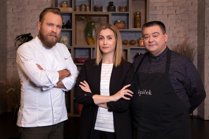 Željka Klemenčić i Ivan Pažanin otkrivaju detalje nove sezone 'Tri, dva, jedan – kuhaj!'