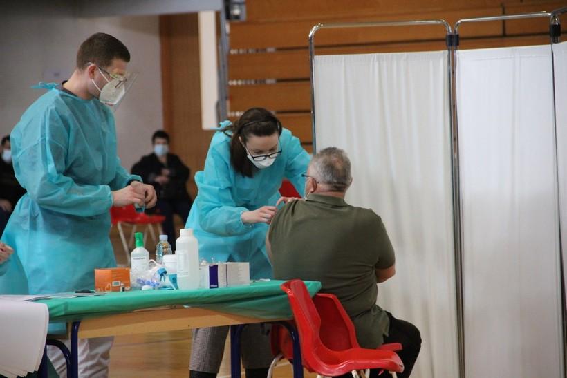 U Međimurju tri nova slučaja koronavirusa, počelo masovno cijepljenje