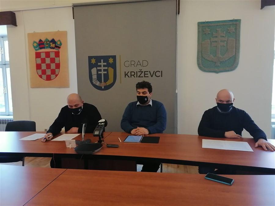 Rajn i Katanović najavili 32. sjednicu Gradskog vijeća: Dolaze novi investitori na Gornji Čret, svi radovi idu prema planu