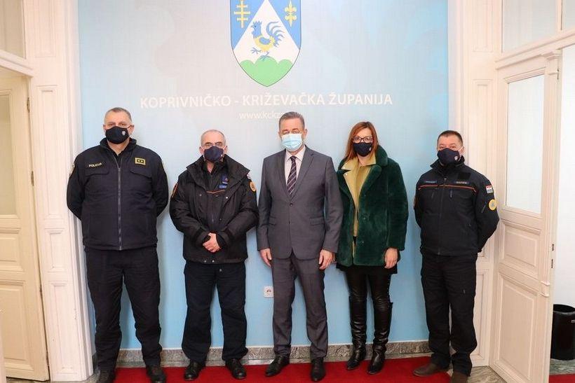 Centar 112 u Koprivnici lani primio više od 30.000 poziva; čak 2000 vezane uz Covid-19