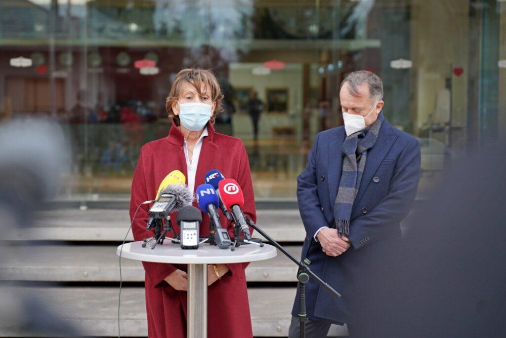 🎦 Martina Dalić: Zahvaljujem svim članovima Nadzornog odbora i premijeru Andreju Plenkoviću na povjerenju i podršci