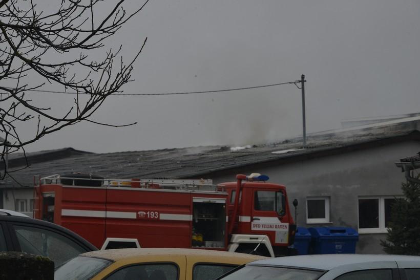 Vatrogasci stavili požar pod kontrolu kod Križevaca, šteta će biti velika