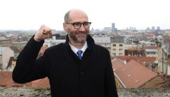 Klisović: 'Eliminirat ću političku korupciju iz gradskih struktura'