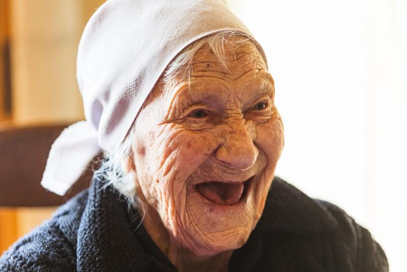 🎦 Margarita Dorkin ima 105 godina, a kod liječnika je zadnji put bila 1937. godine