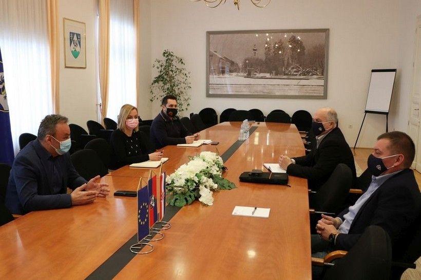 Pročelnik Matošić: 'Priprema i provedba cijepljenja u Koprivnici mogu biti ogledni primjer'
