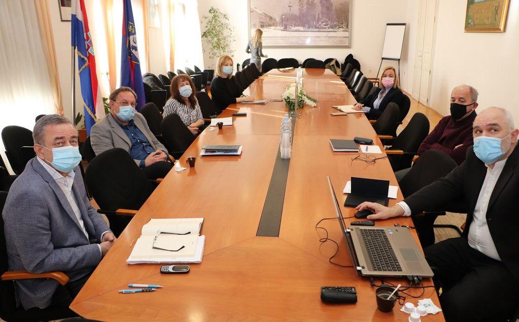 Župan Koren podržao koncept očuvanja starog željezničkog mosta na Dravi