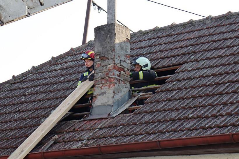 Počelo uklanjanje dimnjaka koji se ne koriste na području Koprivnice