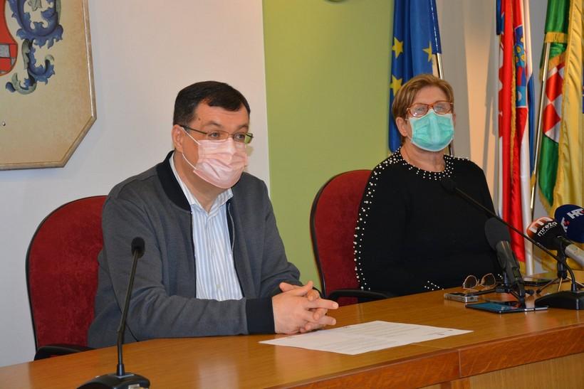 Bjelovarsko-bilogorski stožer donio odluku o nastavku provođenja nastave u osnovnim i srednjim školama