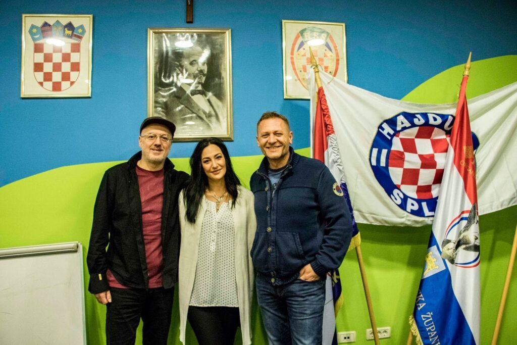 Siniša Vuco izabran za predsjednika splitskog HSS-a