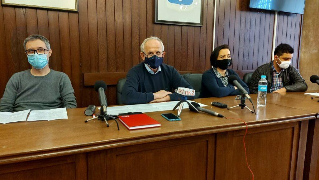 Ivan Majdak predstavio kandidaturu za gradonačelnika Križevaca i nezavisnu listu LIPA – Lista iskustva, poštenja i ambicioznosti; Rajn ne zaslužuje novi mandat