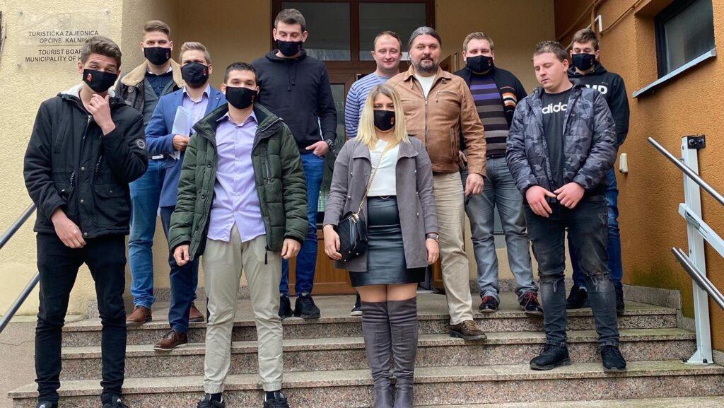 Ivan Car izabran za predsjednika Foruma mladih SDP-a Kalnik