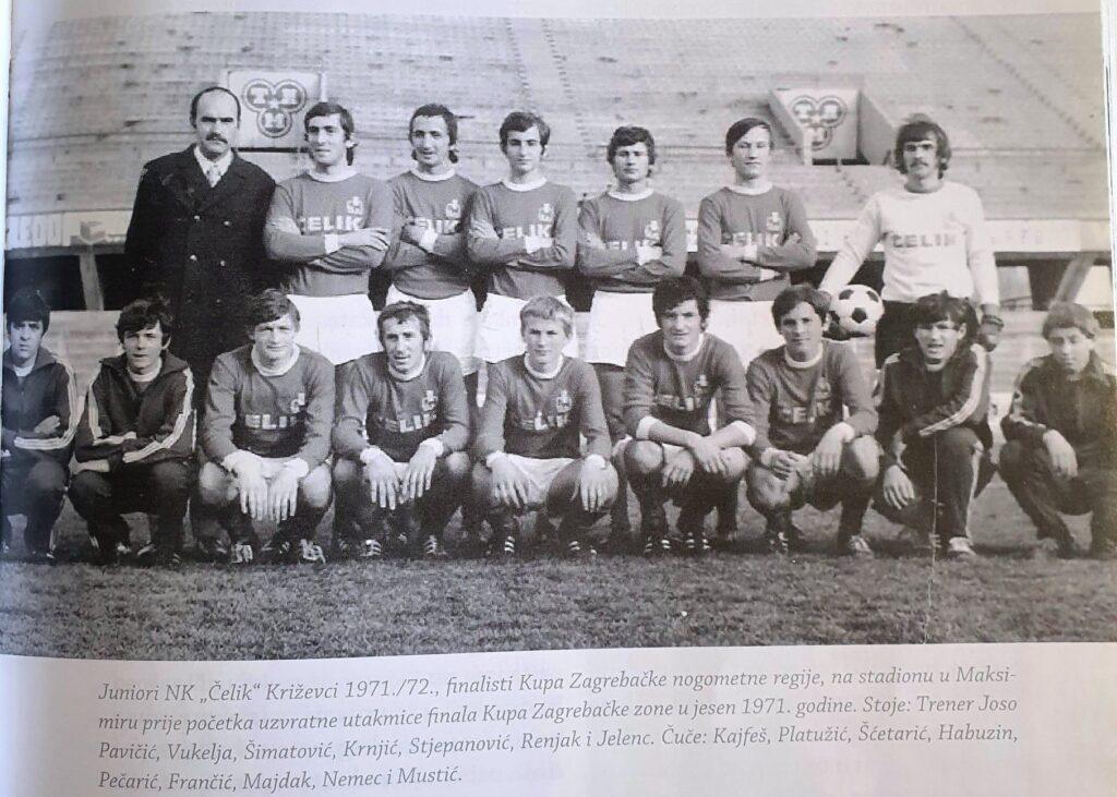U 67. godini života preminuo Josip Kajfeš – nekadašnji nogometaš Čelika Križevci