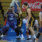 ABA liga: Pobjeda Splita u Zagrebu