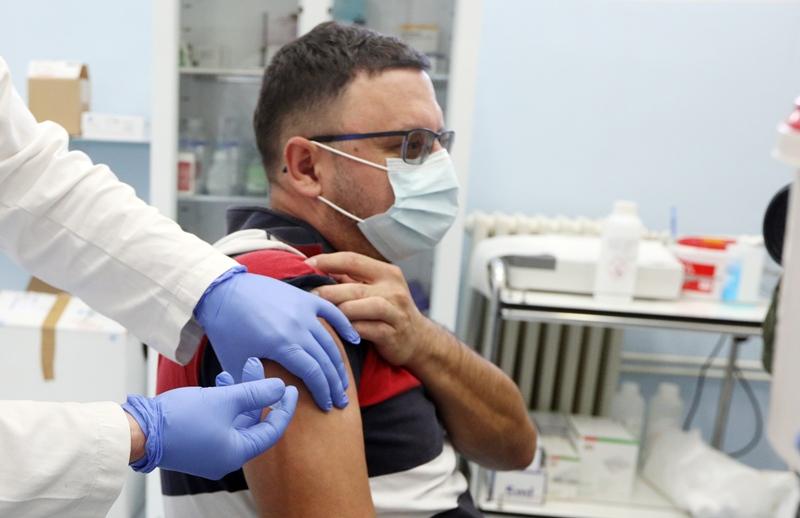 U šibenskom Domu zdravlja prvi pacijenti cijepljeni cjepivom AstraZeneca